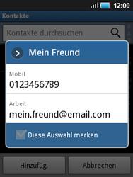 Samsung Galaxy Mini - MMS - Erstellen und senden - 8 / 18