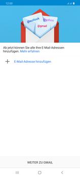 Samsung Galaxy S20 Ultra 5G - E-Mail - Manuelle Konfiguration - Schritt 6
