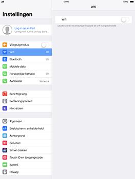 Apple iPad Pro 10.5 inch - iOS 11 - WiFi - Verbinden met een netwerk - Stap 4