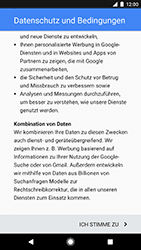 Google Pixel - Apps - Konto anlegen und einrichten - Schritt 15