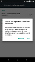 HTC Desire 650 - Internet et connexion - Utiliser le mode modem par USB - Étape 7