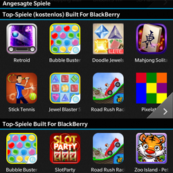 BlackBerry Q5 - Apps - Herunterladen - 8 / 25