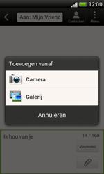 HTC T328e Desire X - MMS - Afbeeldingen verzenden - Stap 9
