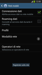 Samsung SM-G3815 Galaxy Express 2 - Rete - Selezione manuale della rete - Fase 12