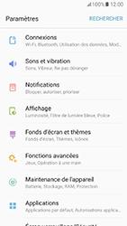 Samsung Galaxy A5 (2017) - Internet et roaming de données - Désactivation du roaming de données - Étape 4