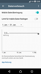 Sony Xperia X Performance - Internet - Apn-Einstellungen - 2 / 2