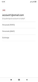 Xiaomi Mi Mix 3 5G - E-mail - configurazione manuale - Fase 10
