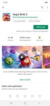 Samsung Galaxy Note 10+ - Applications - Télécharger une application - Étape 14