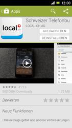 Sony Xperia J - Apps - Installieren von Apps - Schritt 7