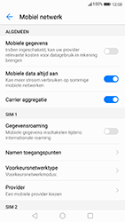 Huawei P8 Lite (2017) - Internet - Uitzetten - Stap 7