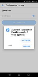 Huawei Y5 (2018) - E-mails - Ajouter ou modifier votre compte Yahoo - Étape 7