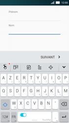 Huawei Y5 - Applications - Configuration de votre store d