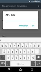 Sony Xperia XZ - MMS - handmatig instellen - Stap 14