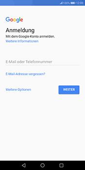 Huawei Mate 10 Pro - Apps - Konto anlegen und einrichten - 2 / 2