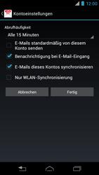 Motorola XT890 RAZR i - E-Mail - Konto einrichten - Schritt 15