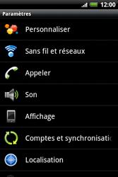 HTC A510e Wildfire S - MMS - Configuration manuelle - Étape 4