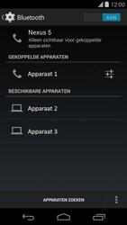 LG D821 Google Nexus 5 - Bluetooth - headset, carkit verbinding - Stap 8