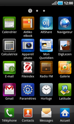 Samsung I9000 Galaxy S - MMS - configuration manuelle - Étape 4