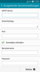 Samsung Galaxy A3 - E-Mail - Konto einrichten - 2 / 2