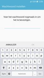 Samsung Galaxy S7 - Beveiliging en ouderlijk toezicht - Toegangscode instellen - Stap 9