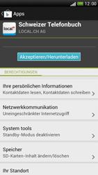 HTC One S - Apps - Installieren von Apps - Schritt 9