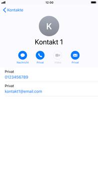 Apple iPhone 7 Plus - MMS - Erstellen und senden - 1 / 1