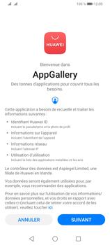Huawei Y6P - Applications - Créer un compte - Étape 3