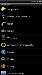 HTC Z710e Sensation - Wifi - handmatig instellen - Stap 4