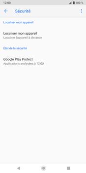 Sony Xperia XZ3 - Appareil - configurer Localiser mon appareil - Étape 6