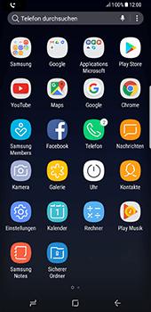 Samsung Galaxy S8 Plus - Anrufe - Anrufe blockieren - Schritt 3