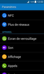 Samsung G357 Galaxy Ace 4 - Messagerie vocale - Configuration manuelle - Étape 4