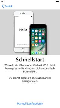 Apple iPhone 6 Plus - iOS 11 - Persönliche Einstellungen von einem alten iPhone übertragen - 9 / 31
