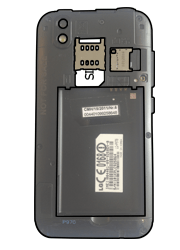 LG P970 Optimus Black - SIM-Karte - Einlegen - Schritt 4