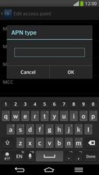LG D955 G Flex - Internet and data roaming - Manual configuration - Step 14