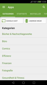 Huawei Mate S - Apps - Herunterladen - Schritt 5