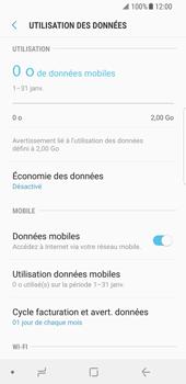 Samsung Galaxy S8 - Android Oreo - Internet et roaming de données - Configuration manuelle - Étape 6