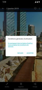 OnePlus 7T Pro - Photos, vidéos, musique - Créer une vidéo - Étape 19