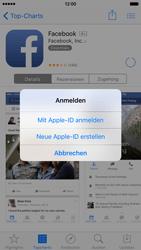 Apple iPhone 6s - Apps - Einrichten des App Stores - Schritt 8
