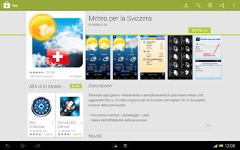 Sony Xperia Tablet Z LTE - Applicazioni - Installazione delle applicazioni - Fase 14
