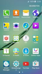Samsung Galaxy S6 Edge - Netzwerk - Manuelle Netzwerkwahl - Schritt 3