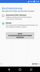 Sony Xperia XZ - E-Mail - Konto einrichten (yahoo) - Schritt 10