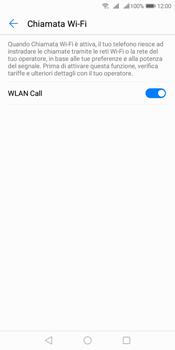 Huawei Y7 (2018) - WiFi - Attivare WiFi Calling - Fase 9
