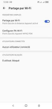 Alcatel 1S (2020) - Internet et connexion - Partager votre connexion en Wi-Fi - Étape 11
