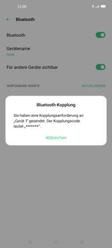 Oppo Find X2 Pro - Bluetooth - Verbinden von Geräten - Schritt 7