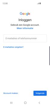 Samsung Galaxy S10e - E-mail - e-mail instellen (gmail) - Stap 9