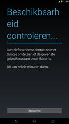 Sony C6833 Xperia Z Ultra LTE - apps - account instellen - stap 9