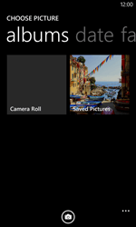 Nokia Lumia 625 - MMS - Sending pictures - Step 9