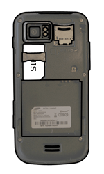 Samsung Jet - SIM-Karte - Einlegen - 0 / 0