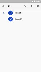 Nokia 5 - Android Oreo - Contactgegevens overzetten - delen via Bluetooth - Stap 6