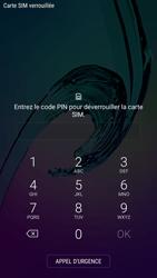 Samsung Galaxy A5 (2016) - Android Nougat - Téléphone mobile - Comment effectuer une réinitialisation logicielle - Étape 4
